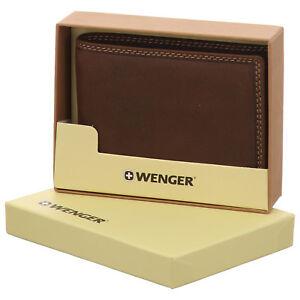 Details zu STIHL Timbersports Geldbörse Geldbeutel Börse Wenger Portemonnaie 0464 104 0010