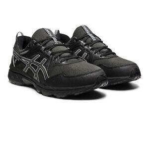 Asics Homme Gel-Venture 8 Trail Chaussures De Course Baskets Noir