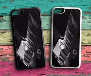 Phone-Case-Guitar-String-Cool-01-Plastic-Hard-Protective-Back-Cover-For-Iphone