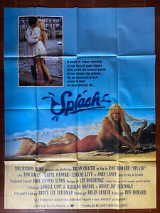 Plakat Splash Ron Howard Tom Hanks Daryl Hannah 120x160cm