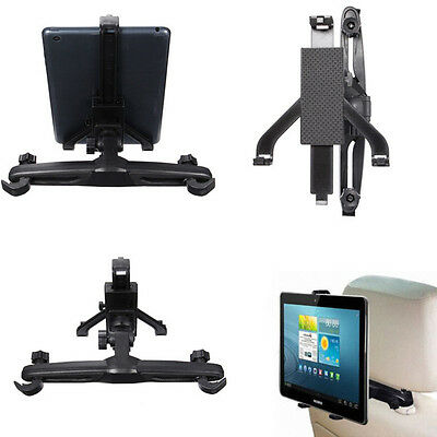 "Car 360° Back Seat Headrest Mount Holder Stand For 7""  to 10""  Tablet PC PDA GPS"