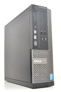 Ordinateur PC DELL Optiplex 3020 i3-4130/4GB/Win10Pro SFF (SANS DISQUE DUR)