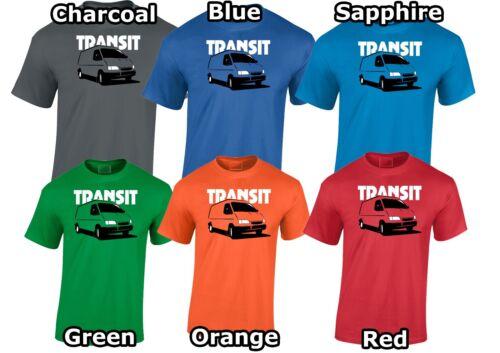 Great Gift For Transit Fan! Ford Transit Van MK3 1995 T-Shirt//Hoodie