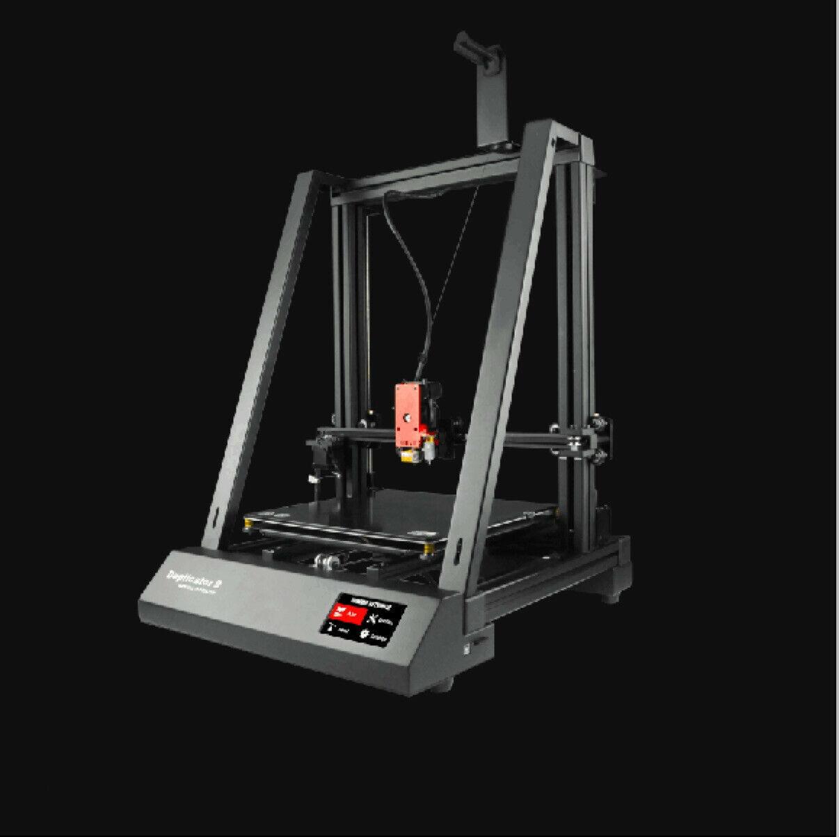 Wanhao D9 MK 2 (500) 3D Drucker Duplizierer 9 Mark 2 II Druckgröße 500mm