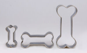 Ausstecher-Ausstechform-3er-Set-Knochen-3-4-5-6-cm-Hund-Hundekekse