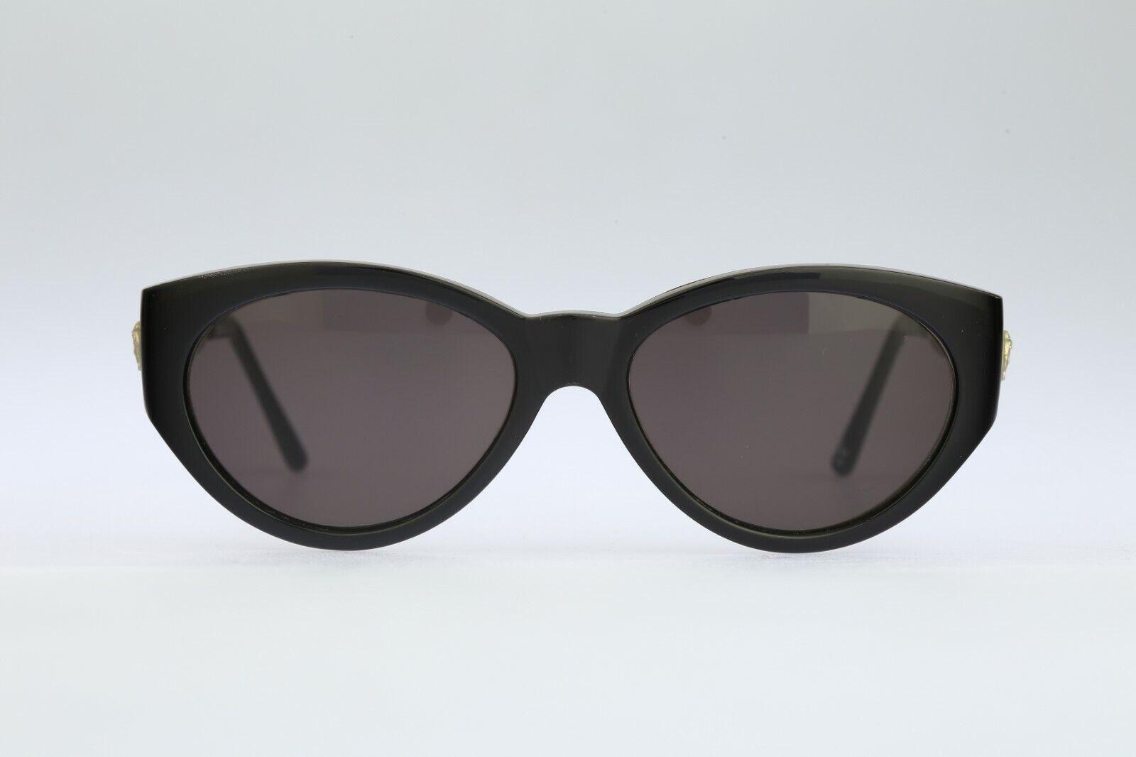 Gianni Versace 490 N52, 90s Vintage cat eye sungl… - image 3