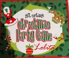 Gift Exchange Christmas Party Game by Lolita Holiday Coasters ...