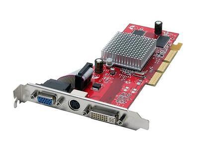 Buono Scheda Grafica Ati Radeon_128 Mb_interfaccia < Agp > R 9250 128mb-l Ddr Tv Dvi