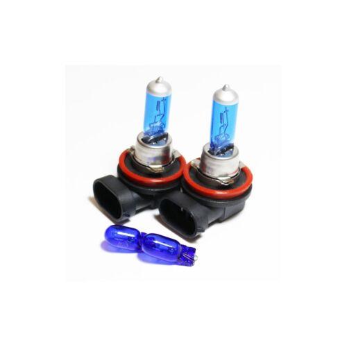 Pour honda insight ze H11 501 55w bleu glace xenon hid low//côté ampoules phare lot