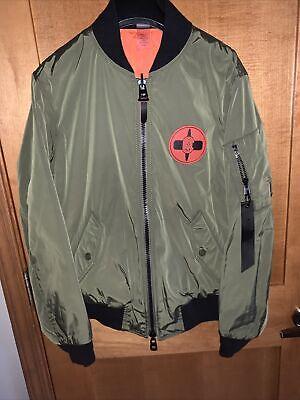 New Coach X Mbj X Naruto Reversible Jacket Small Retail 598 193971955124 Ebay