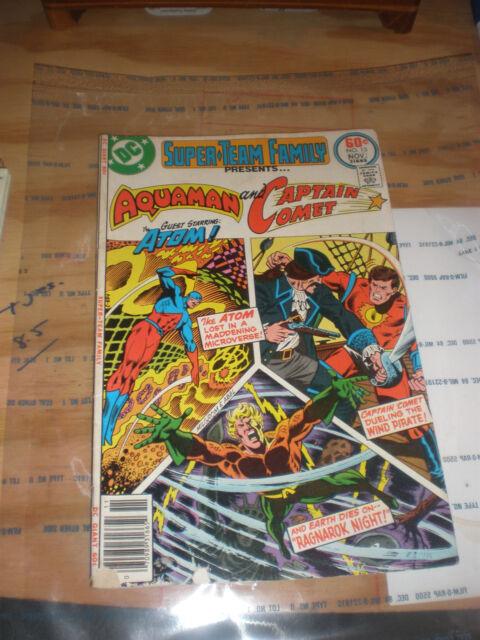 Super-Team Family #13 (Oct-Nov 1977, DC)
