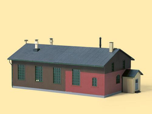 Auhagen 11332 H0 Lokschuppen zweiständig NEU /& OVP +