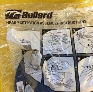 Details about BULLARD HEAD PROTECTION HARD HAT (BLUE)
