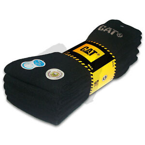 10 Paar CAT® Caterpillar Business Sport Arbeits Socken Strümpfe 41 42 43 44 45