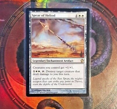 MTG THEROS BEYOND DEATH HELIOD/'S PUNISHMENT x4 NM//MT