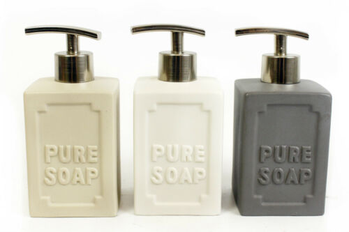 bathroom accessories soap dispensers collection on ebay!