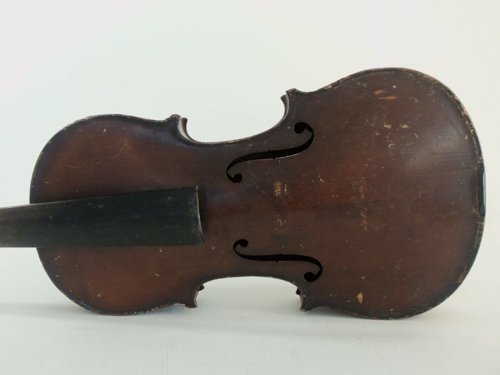 Geige Violin Violon Violino Alt Alte Deutsche Old German 1900