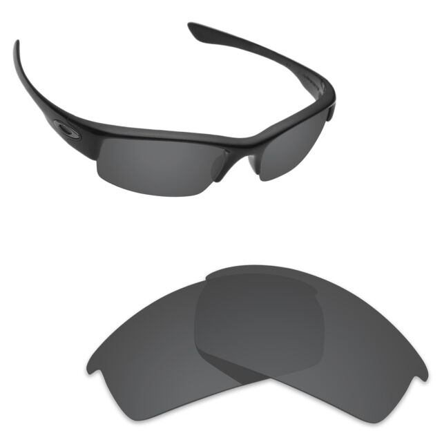 0d2fcbbcda4 Hawkry Polarized Replacement Lenses for-Oakley Bottlecap Sunglass Stealth  Black