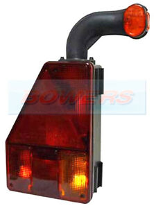 L//H ASPOCK SUPERPOINT 2 II RUBBER STALK OUTLINE MARKER LIGHT LAMP FOR EARPOINT 1