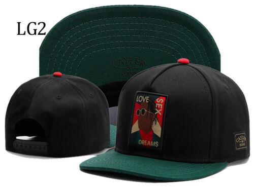 Hip Hop Men Women/'s CAYLER SONS Snapback adjustable Baseball hat BBOY DJ Cap FHP