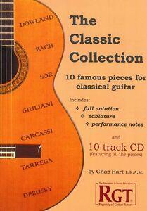 Bien éDuqué Classic Collection 10 Famous Pieces Hart Bk/cdtab-afficher Le Titre D'origine Sang Nourrissant Et Esprit RéGulateur