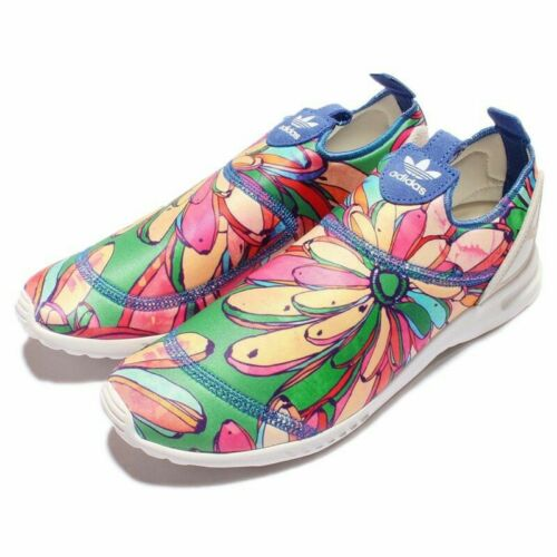 Adv Originals Women's Zx Rrp 00 Flux £70 Slip Smooth Shoes