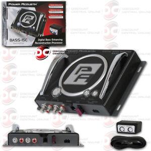 Audiobank Digital Bass Machine Processor AP12 New RECONSTRUCTION Bass Knob
