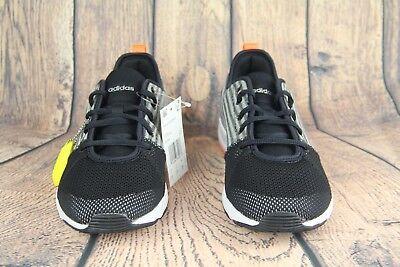 Adidas Arianna Cloudfoam Womens Training Shoes Black/Grey-Orange CG2844 SZ   eBay