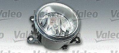Feu antibrouillard VALEO 088358 pour Dacia Ford Jaguar Nissan Opel