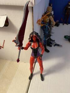 Marvel Legends Red She Hulk Figure