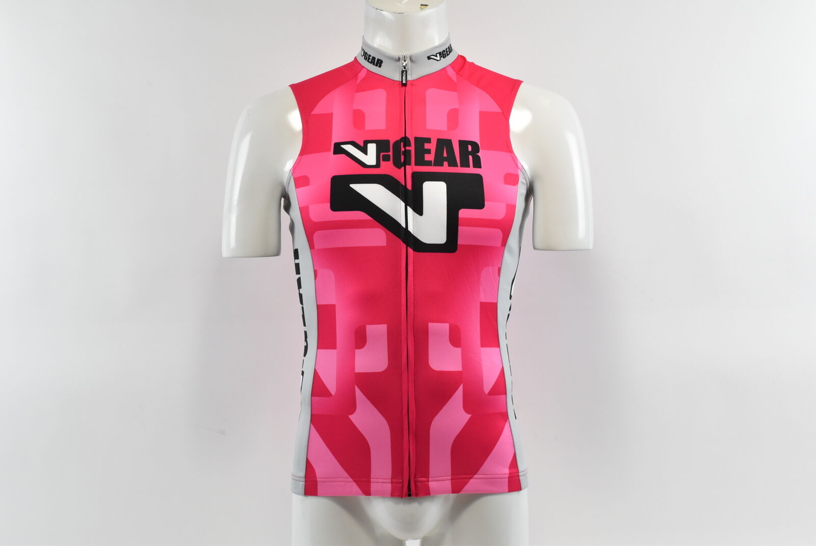 Verge V-Gear Women's S L Cycling Jersey, Pink, Size Large, Brand New