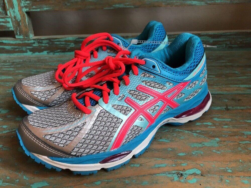 ASICS GEL CUMULUS 17 RUNNING scarpe donna 6 T5D8N