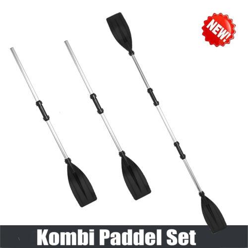 2-tlg Kajakpaddel Set Doppel paddel paddel Paddel für Kajak D-Store HS