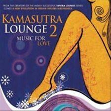 FREE US SHIP. on ANY 2 CDs! ~Used,VeryGood CD Ricky Kej: Kamasutra Lounge 2