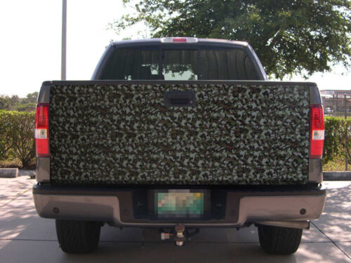 Digital camouflage car boat vinyl wrap 45ft x 5ft 3MIL vehicle stretch adhesive