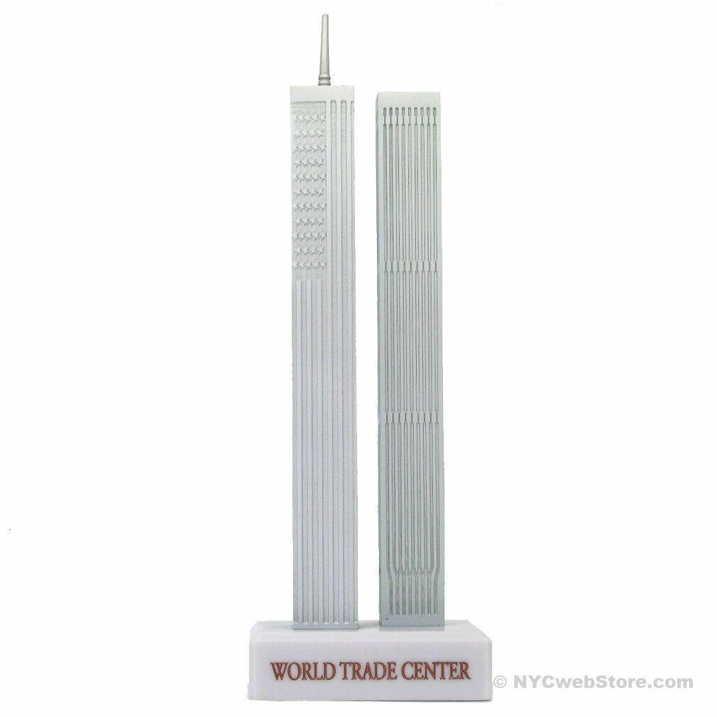 World Trade Center NYC Model (15 ) - New York City Replica Statue Travel Gift