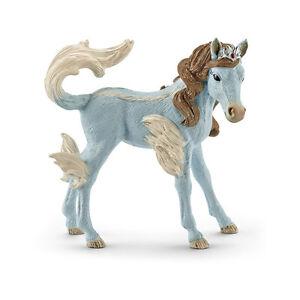 Schleich-70527-Eyela-039-s-King-Foal-Bayala-Mythical-Horse-Toy-Model-Retired-NIP