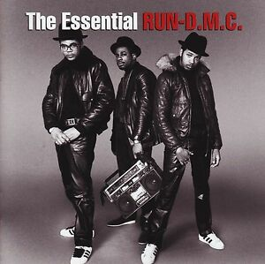 RUN-DMC-2-CD-THE-ESSENTIAL-BEST-OF-RUN-D-M-C-GREATEST-HITS-RAP-NEW