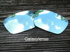 Galaxy Replacement Lenses for Oakley Fuel Cell Sunglasses Arctic Blue Polarized
