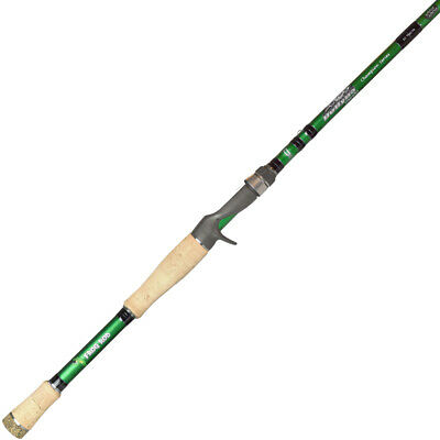 """Fitzgerald Rods The Frog Rod 7/' 2/"""" MH Bryan Thrift Série"""