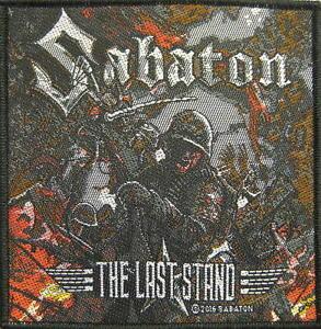 SABATON-AUFNAHER-PATCH-8-034-THE-LAST-STAND-034