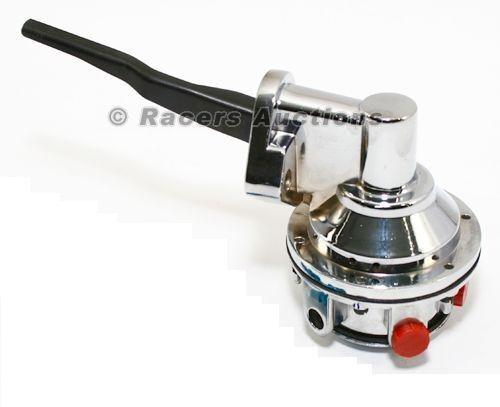Mechanical High Volume Fuel Pump 80GPH 385 Series Big Block Ford 429 460 V8