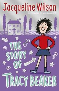 The-Story-of-Tracy-Beaker-Wilson-Jacqueline-New