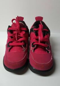 5f2802c47ae71d Image is loading Jordan-Toddler-Retro-4-Basketball-Shoes-Size-6C