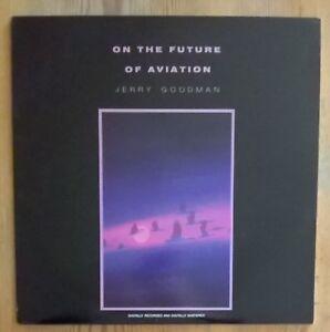 Jerry-Goodman-On-The-Future-Of-Aviation-Vinyl-Lp-Record-33rpm-1985-2003-1-P