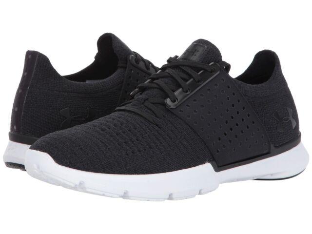 d71bdf71c5de Under Armour Men s Speedform Slingwrap Running Shoes UA 1295724-001 Black