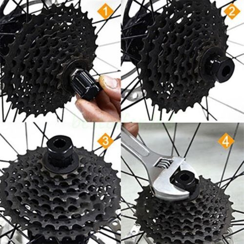 Cassette Flywheel Freewheel Remover Removal Repair Toolfor Bicycle Shimano #E99