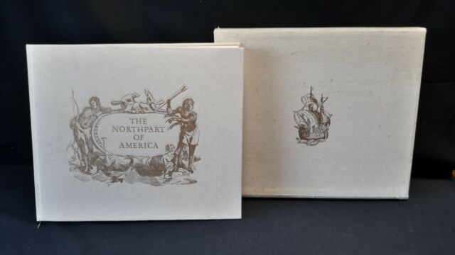 The NorthPart Of America - Signed Verner Stubbs 1979 - Maps from 1500s - 1900s