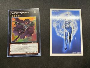 Yugioh 3 Gagaga Cowboy WIRA-EN043 1st Edition NM Condition