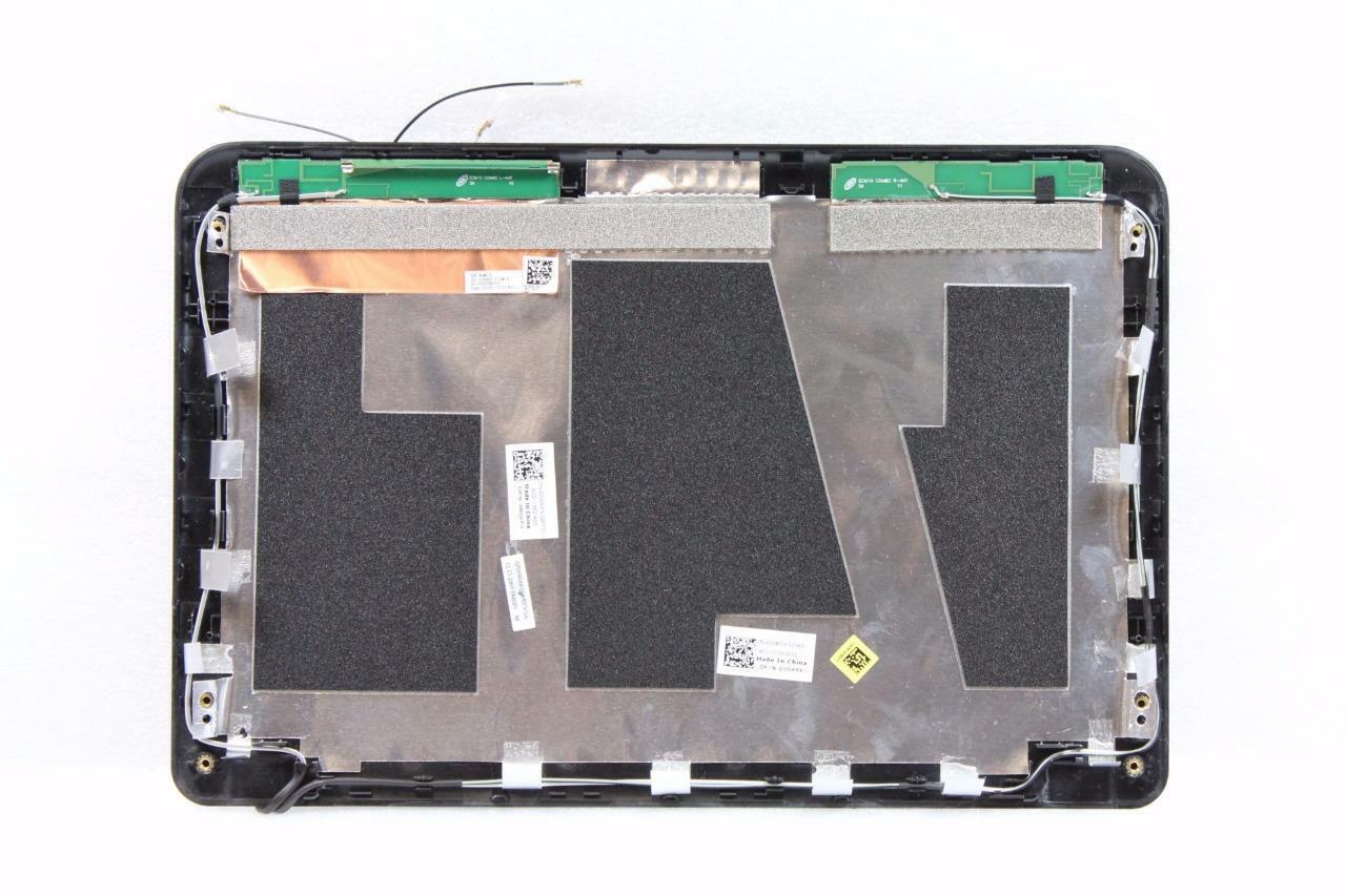 PF3XP NEW DELL Inspiron Mini 10 1012 LCD Lid Rear Cover RED CM6J5  0PF3XP 02